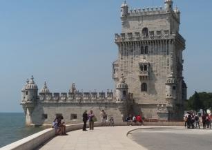 La Tour de Belèm (Lisbonne)
